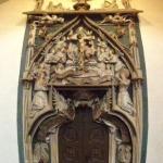 """The """" Beautiful Door """"."""